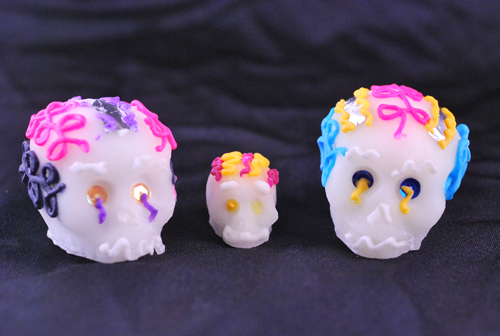 Mexican Day of the Dead Sugar Skulls | by princess_of_llyr