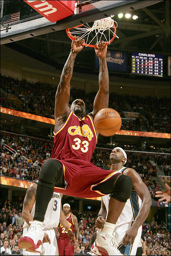 Shaquille O'Neal | by Cavs History
