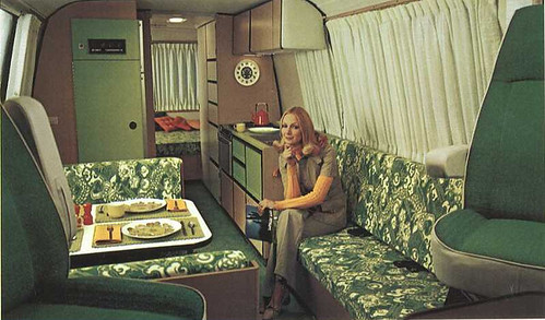 motorhome interior | by retrospace.org