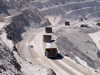 Mining Trucks | by magnusvk