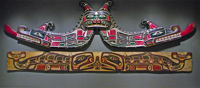 Kwakwaka'wakw House Ornaments