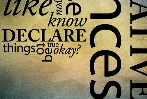 Typography on Vimeo by Ronnie Bruce | by Son of Groucho