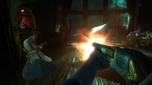 Bioshock 2 screenshots | by gamesweasel