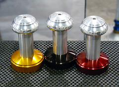 Chris King Espresso Tampers - $75 | by fixedgear