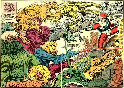 New Gods #09 by Jack Kirby | by Derek Langille