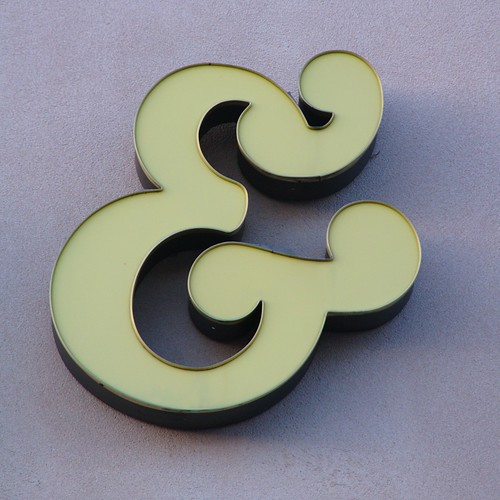 Ampersand (New Kensington, PA) | by takomabibelot