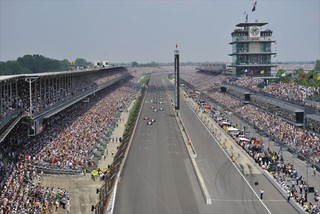 Green Flag, the start! | by IndyCar Series