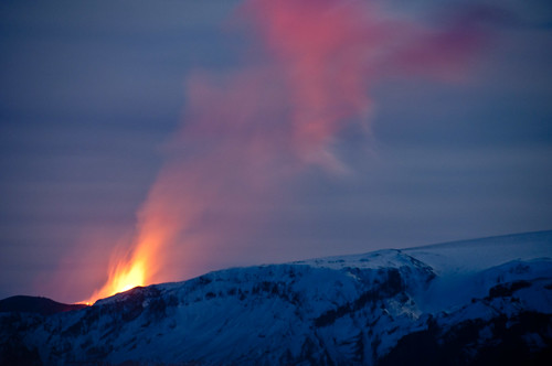 Iceland Volcano | by nothing