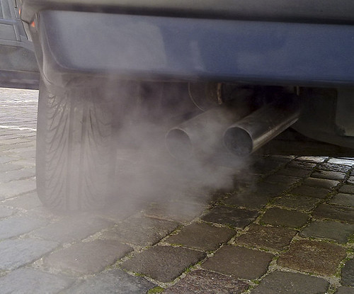 Car exhaust | by eutrophication&hypoxia