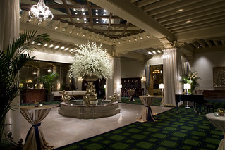 Palm Court Event | by The Drake Hotel Chicago
