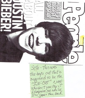 Biebermania claims another innocent victim | by passiveaggressivenotes