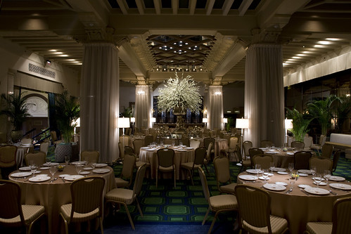 Palm Court Banquet | by The Drake Hotel Chicago