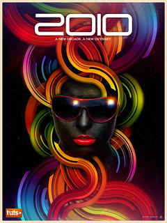 Tuts+ 2010 Commemorative poster | by James Whíte