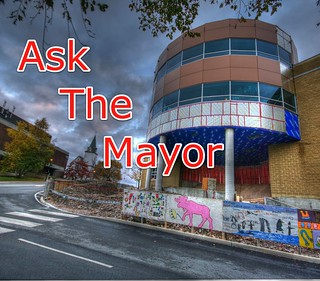 Ask The Mayor | by CornerBrooker.com