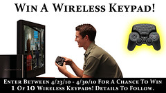Wireless Keypad Sweepstakes | by PlayStation.Blog
