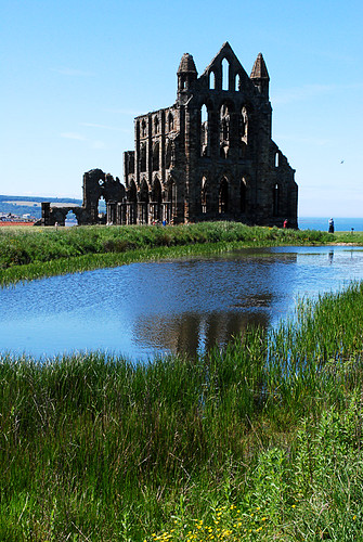 160610 Whitby Abbey | by didgiscrapper