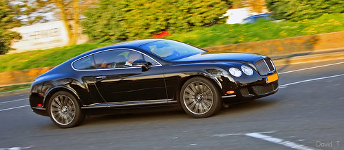 Bentley Continental GT Speed | by David.T Photography