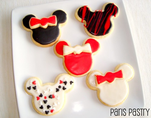 Mickey Mouse Cookies | by DolceDanielle