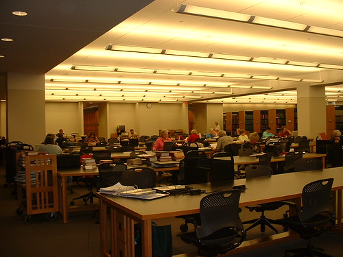 April 21: Busy Family History Reading Room! | by Genealogy Center