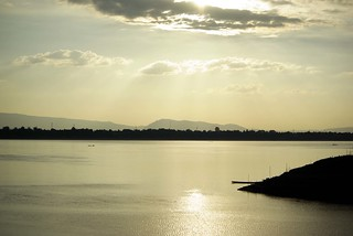 The Mekong River, Pakse Laos | by The Hungry Cyclist