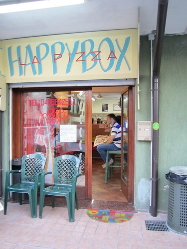 Happy Box Pizza | by veganbackpacker