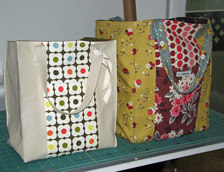 Gift size market bag | by Sew-Fantastic