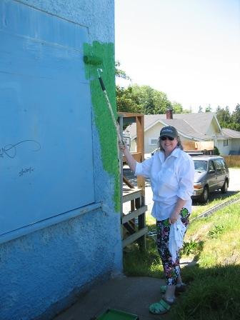 Elizabeth May - Office Painting - 10 | by Saanich-Gulf Island Greens