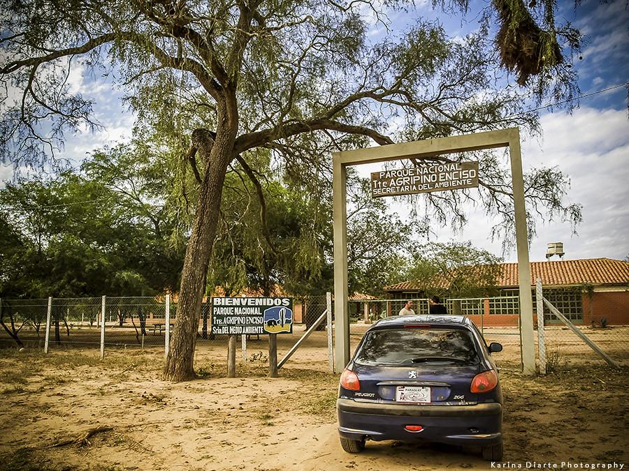 Parque Nacional Teniente Agripino Enciso