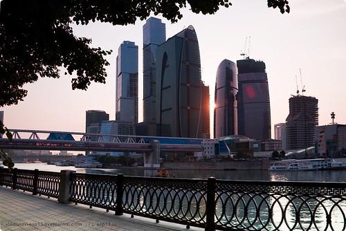 Согласован проект нового делового центра в Москве