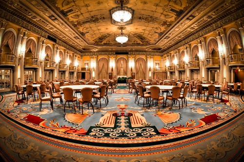 Crystal Ball Room in Millennium Biltmore Hotel | by Mike Chen aka Full Time Taekwondo Dad