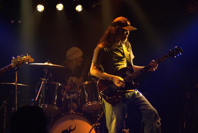 Napoleon live at Yotsuya Outbreak, Tokyo, 21 Jul 2010. 088