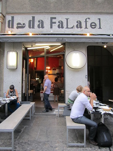 Dada Falafel | by veganbackpacker