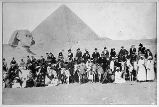 White Sox-Giants world tour in Egypt | by UIC Digital Collections