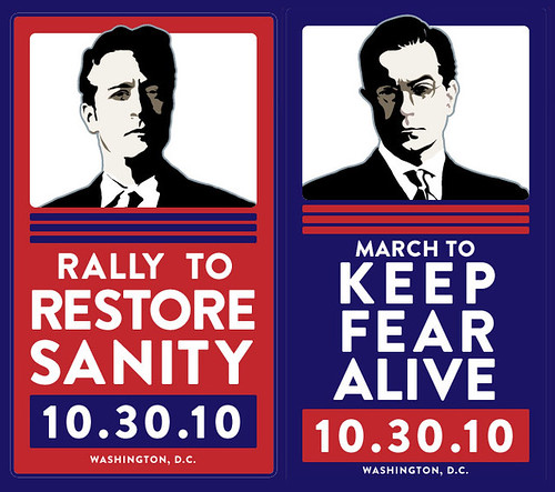 Rally to restore sanity | by D.C.Atty