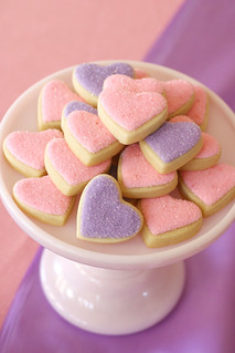 Sweet little hearts | by Glorious Treats