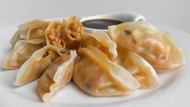 Mandu, Korean dumpling