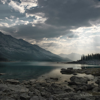 Medicine Lake , Jasper National Park | by janusz l
