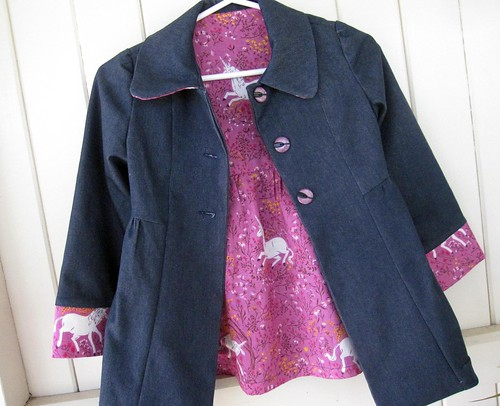 Zoe's winter Jacket Simplicity 2534 | by 9crafty11