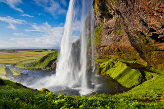 Iceland - Storytale Waterfall | by Nomadic Vision Photography