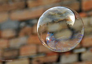 Soap bubble | by Renate Dodell