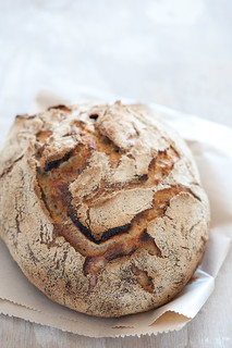 rustic homemade sourdough bread | by jules:stonesoup