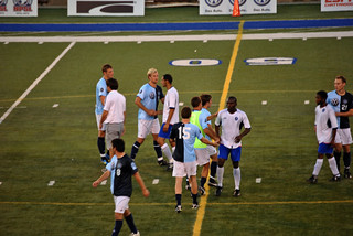 Chattanooga FC vs Tulsa, July 4 13 | by Larry Miller
