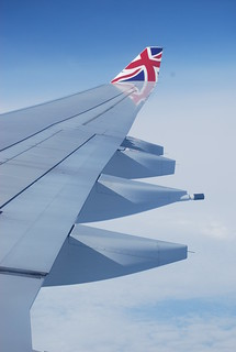 Airplane to London. :) | by Carson Dare :D