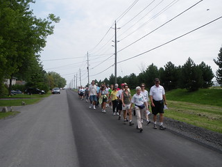 Kingston 20th Anniv Walk - The Walking Group | by Gord Bell