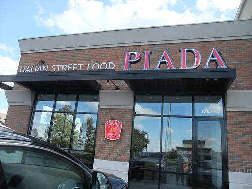 Piada Italian Street Food Exterior | by swampkitty