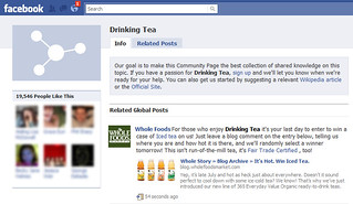 Drinking Tea page on Facebook | by Si1very
