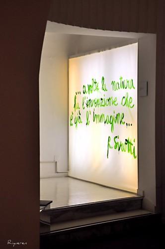 """Raimondo Sirotti """"Mediterraneo.Il colore della luce"""" Palazzo Reale Genova"""