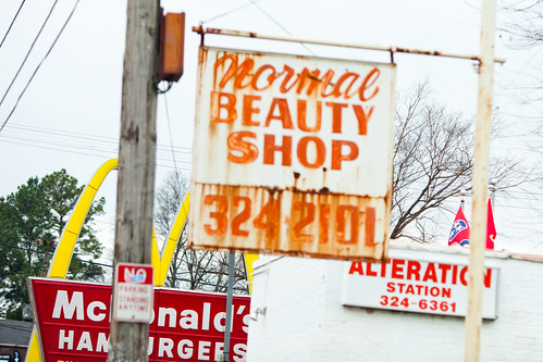 Normal Beauty Shop, Memphis TN