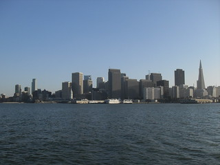 Skyline of San Francisco | by City Sightseeing San Francisco