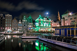 Amsterdam @ Moonlight | by DolliaSH